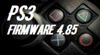 Tutto sul Firmware PS3 4.85